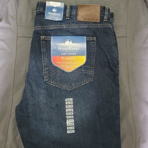 WindRiver straight fit lined t-max insulated jeans